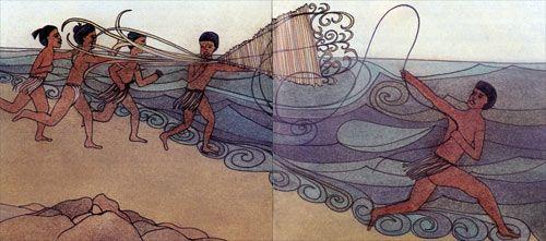 Te Ara info on Maori kites