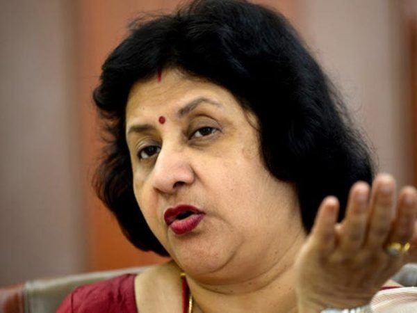 The cash returned to system all right but left trail of the source: Arundhati Bhattacharya - The Economic Times