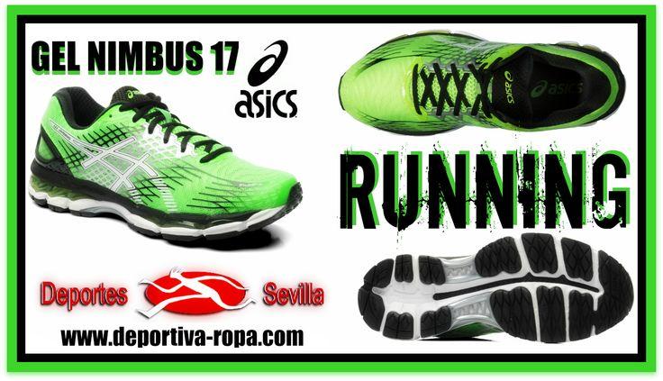 ¡¡ÚLTIMAS UNIDADES!! Zapatillas Asics Gel Nimbus 17 disponibles en http://www.deportiva-ropa.com/zapatillas/2220-comprar-zapatillas-running-asics-gel-nimbus-17.html y en nuestras tiendas!! #FelizLunes #DeportesSevilla #Running #RunningSevilla #Asics #RunningTime #Sevilla #AsicsGel #AsicsGelNimbus17 #Ofertas #Descuentos #Promociones #ZapatillasAsics #Rebajas