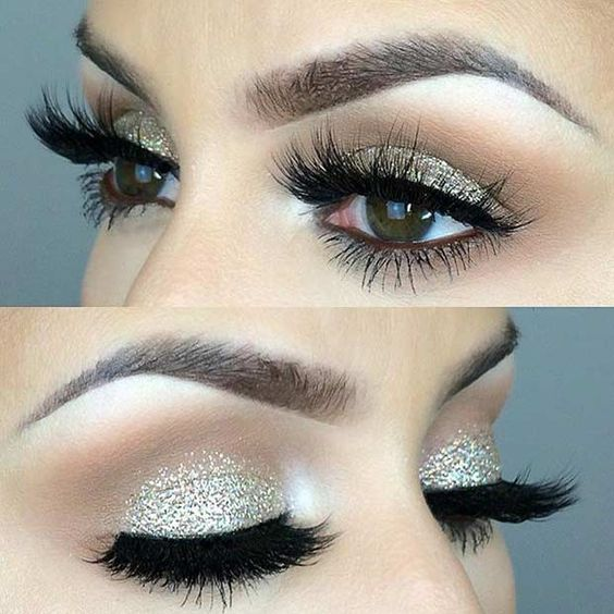 31 Beautiful Wedding Makeup Looks for Brides-Bridal makeup is entirely up to the bride. What could be great for one bride is awful for the next. Are you a…