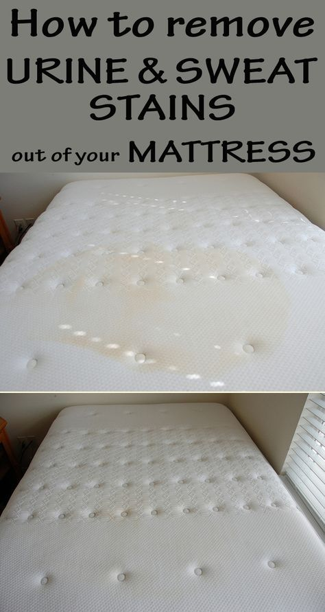 17 Best ideas about Mattress Stains on Pinterest