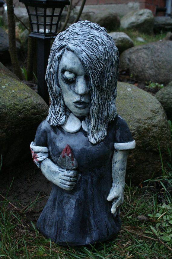 Karen Cooper 'Gnome of the Living Dead' by RevenantFX on Etsy, $60.00