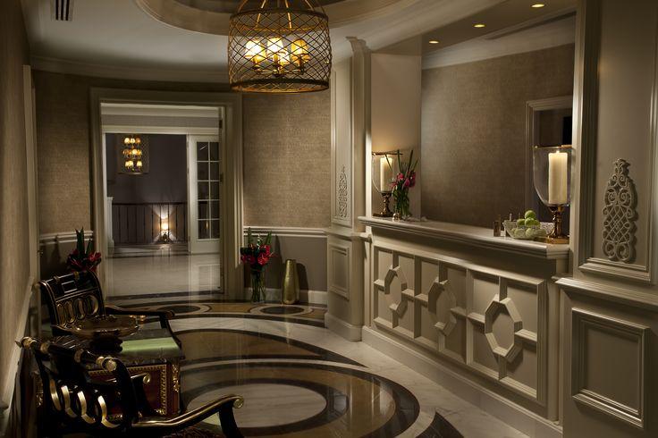 ''Rixos Pera Hotel'' design by Arketipo Design  Îstanbul #Hotel #Interior #Spa #Entrance#interior design