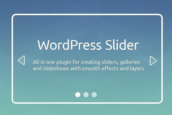Responsive Slider by MotoPress on @creativemarket