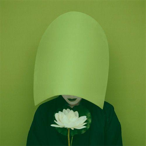 12 The Green Tea Bride. Self-portrait, 2006