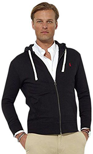 Polo Ralph Lauren Classic Full-Zip Fleece Hooded Sweatshi...  #fashion #style #shopping #mensfashion  #mensstyle #menswear #hoodie #sweatshirt #tshirt  #jacket