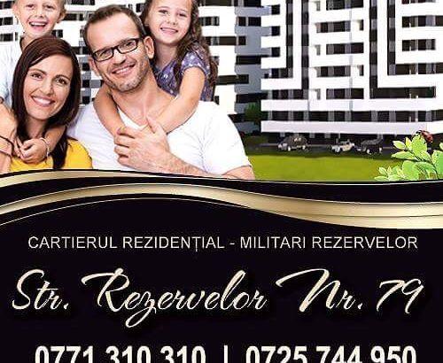 Garsoniera, Rosu, Militari, 27 mp
