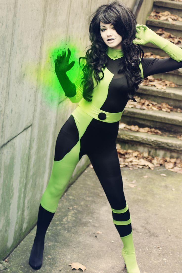 "Shego #cosplay (""Kim Possible"" villain)"