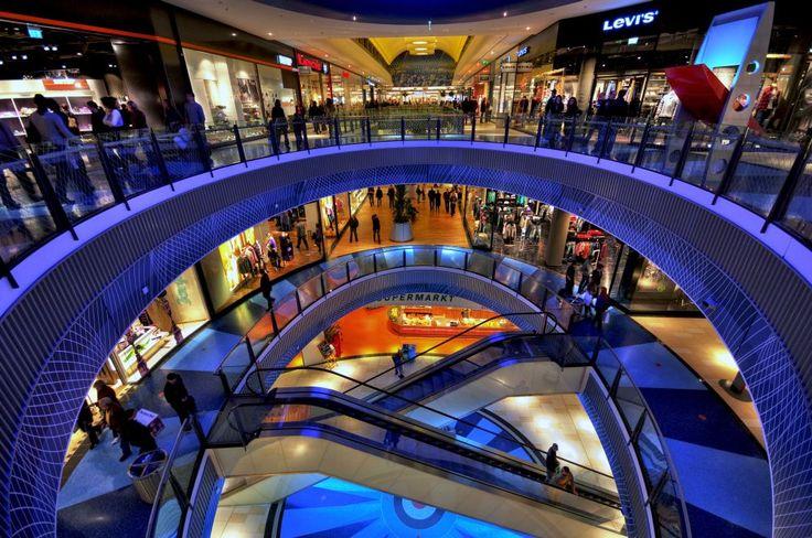 LOOP 5 - Shopping Centre in Weiterstadt - Referenzdaten