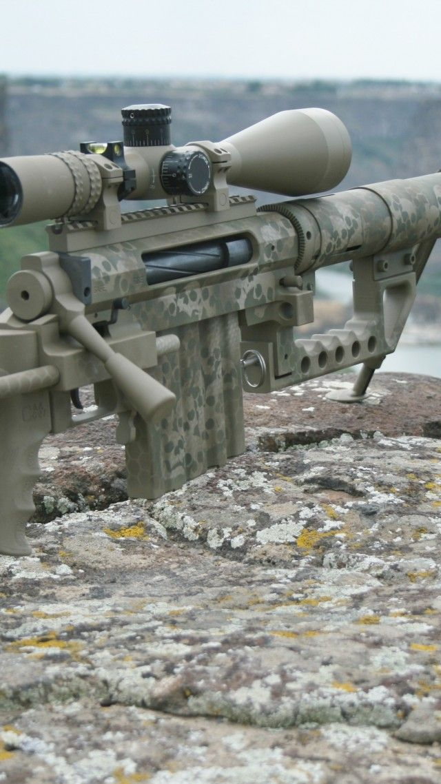 m200, CheyTac, Intervention, .408 Chey Tac, sniper rifle, scope, mountain http://riflescopescenter.com