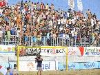 Euro Beach Soccer League: il pubblico di #Terracina, più di 2.000 persone per Italia-Olanda