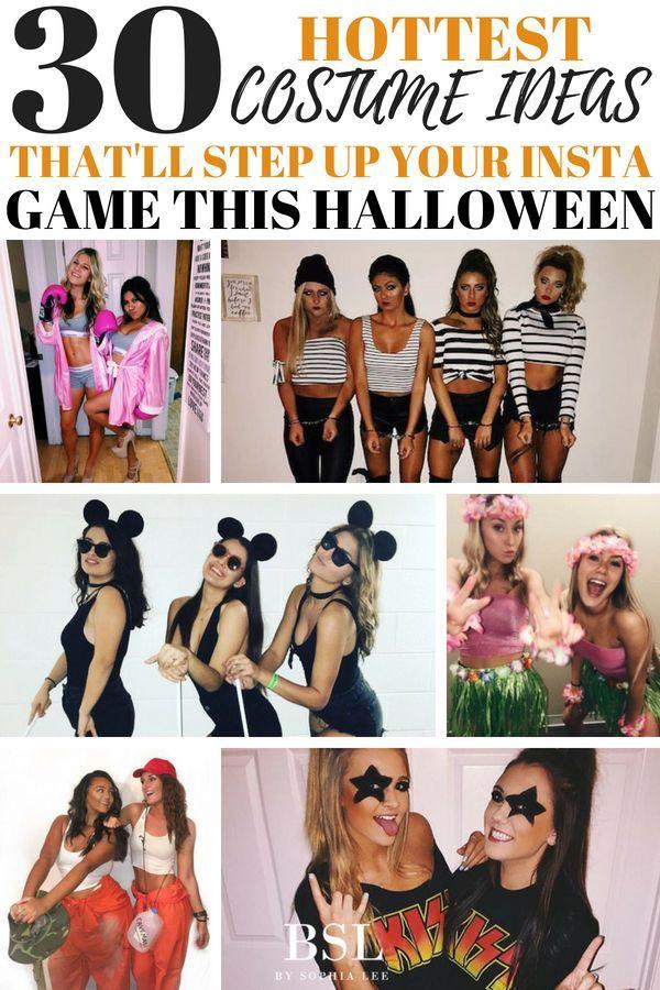 Hot College Halloween Costumes BY SOPHIA LEE- Best of Pinterest - hot halloween ideas
