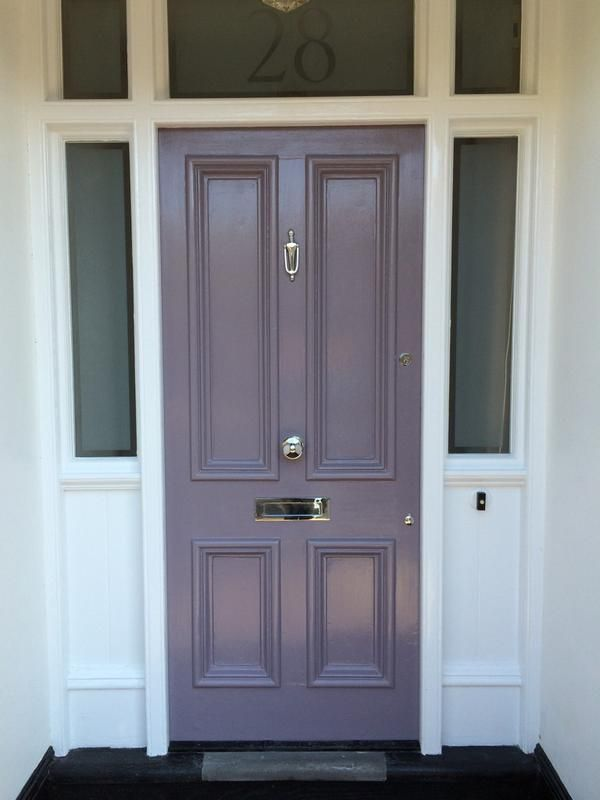 farrow and ball brassica front door - Google Search