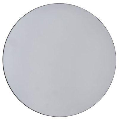 Walls spegel från House Doctor. En rund och väldigt användbar spegel med en baksskiva...