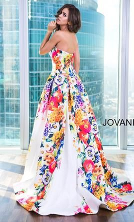 Jovani wedding dress currently for sale at 44% off retail.