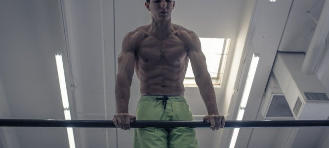 Slow Pure MUSCLE Up Tutorial