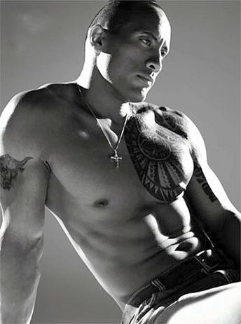"Hello Gorgeous! Dwayne ""The Rock"" Johnson http://thesavvysistah.com/entertainment/happy-40th-birthday-dwayne-the-rock-johnson/#"