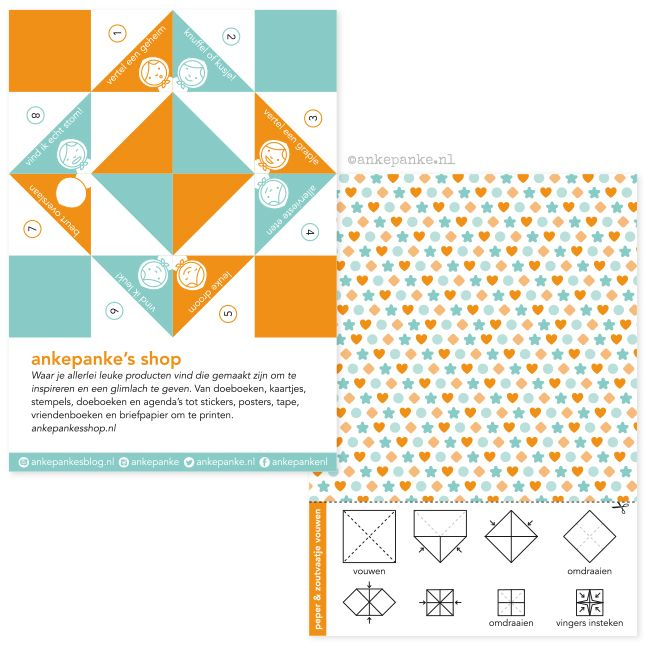 Flyer design by http://ankepanke.nl