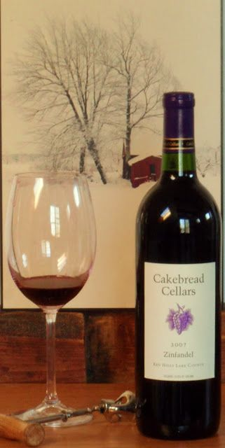 New Hampshire Wine-man: Cakebread Cellars Red Hills Lake County 2007 Zinfa...