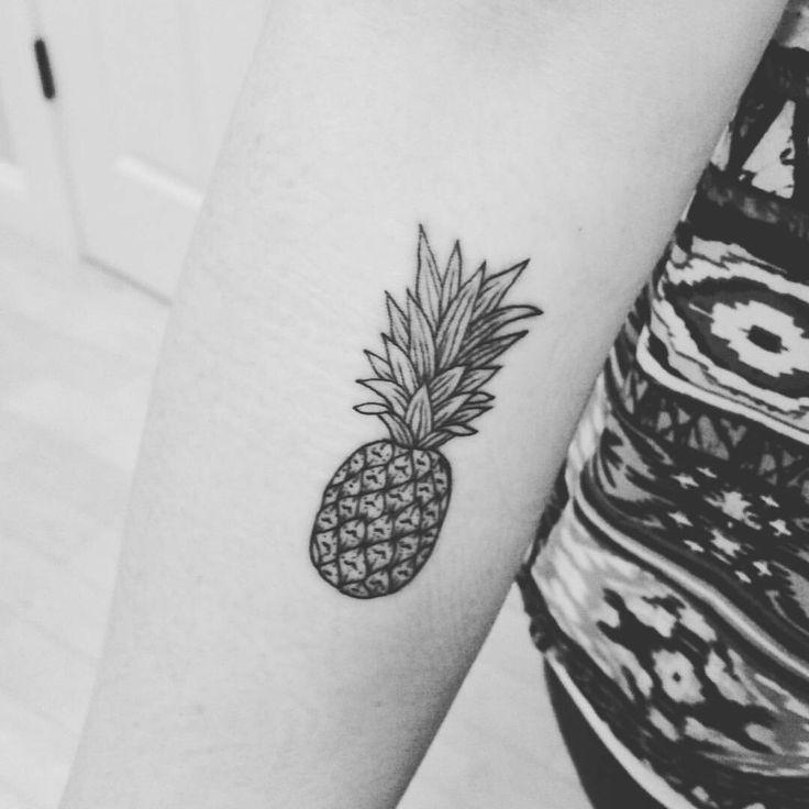 17 Best Ideas About Pineapple Tattoo On Pinterest  Hawaii