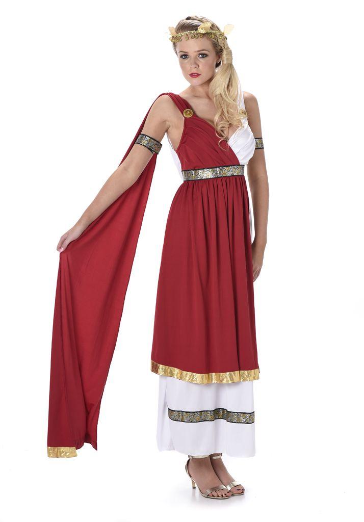 Romeinse Keizerin Agrippina Kostuum Dames