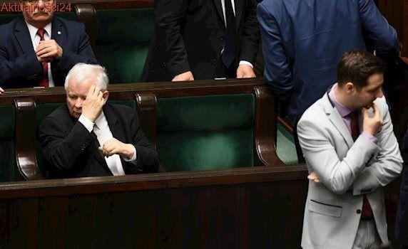 Kaczyński zrugał Jakiego. Poseł się tłumaczy: Chciałem dobrze, to wina resortu rolnictwa