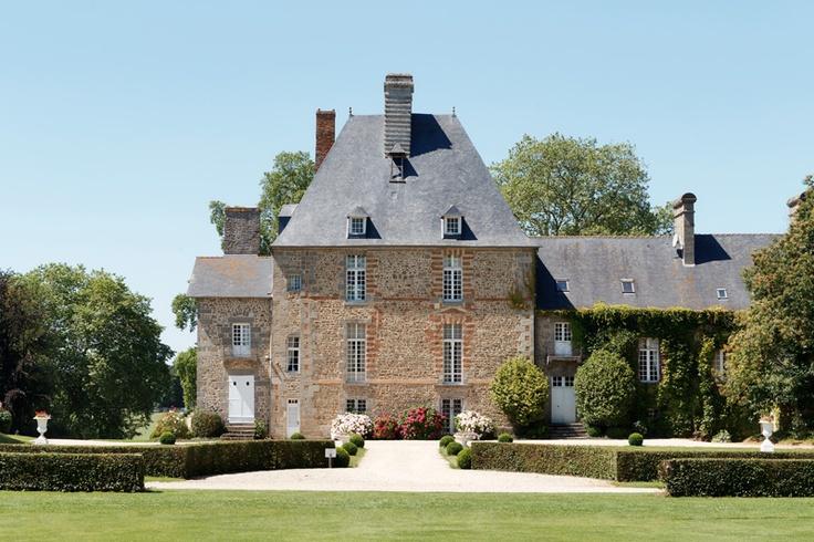 Chateau, Bretagne
