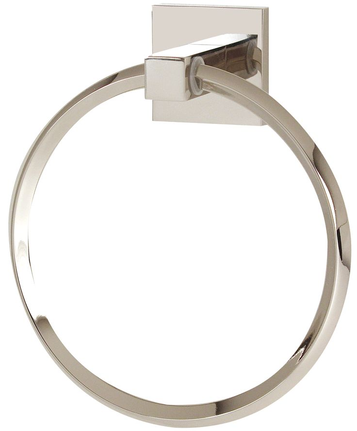 "Contemporary II Towel Ring A8440 – ""Creations"" by Alno, Inc,"