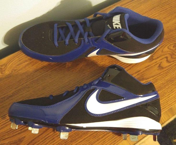 069f4aad7559 ... new arrivals new nike mvp strike baseball metal cleats mid hi top mens  11 shoes 535842