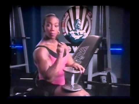 Joe Weider's Bodybuilding Training System Tape 1 - Introduction The Weid...