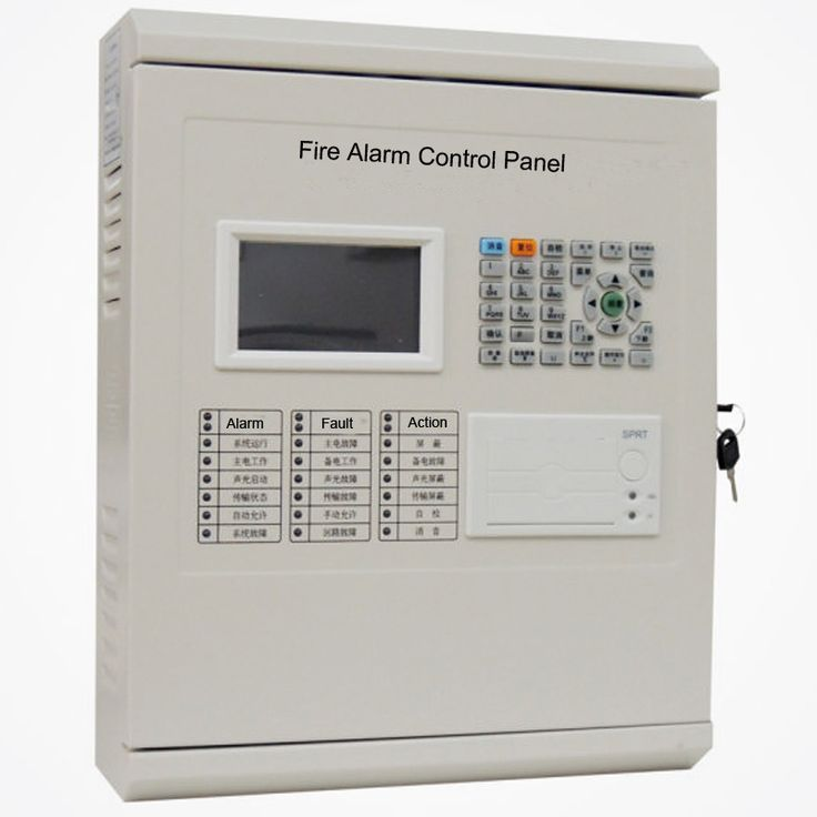 TC Addressable  fire alarm control panel    one  loop for 192  or 255  Addressable  points #Affiliate
