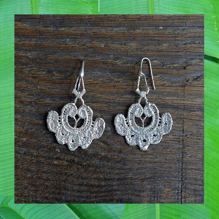 ATELIER 11511 COCKTAIL Earrings in STERLING Silver
