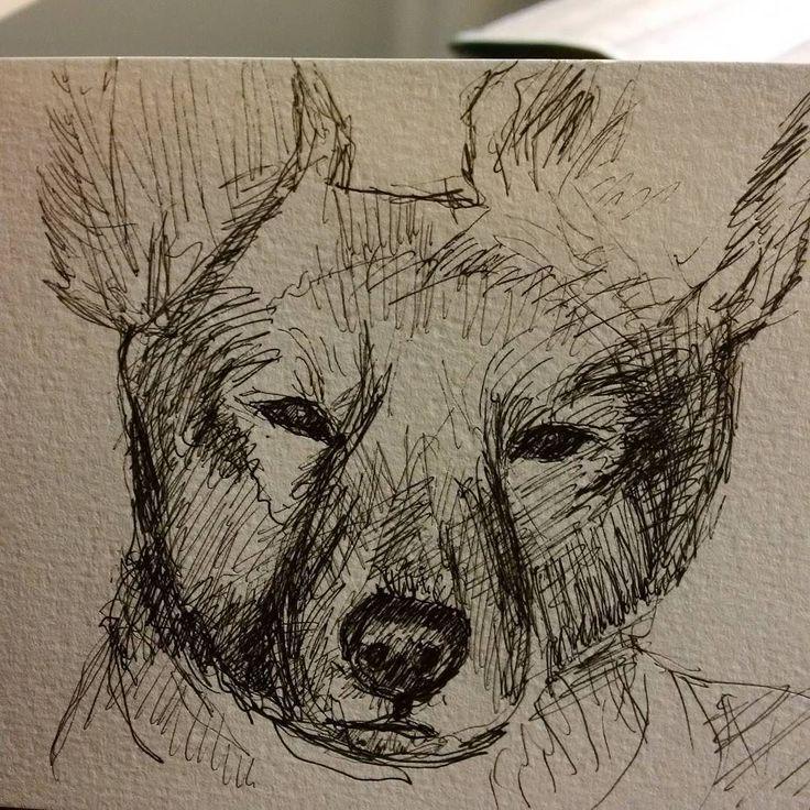 Quick #sketch for @danielbeerthuis #twitter