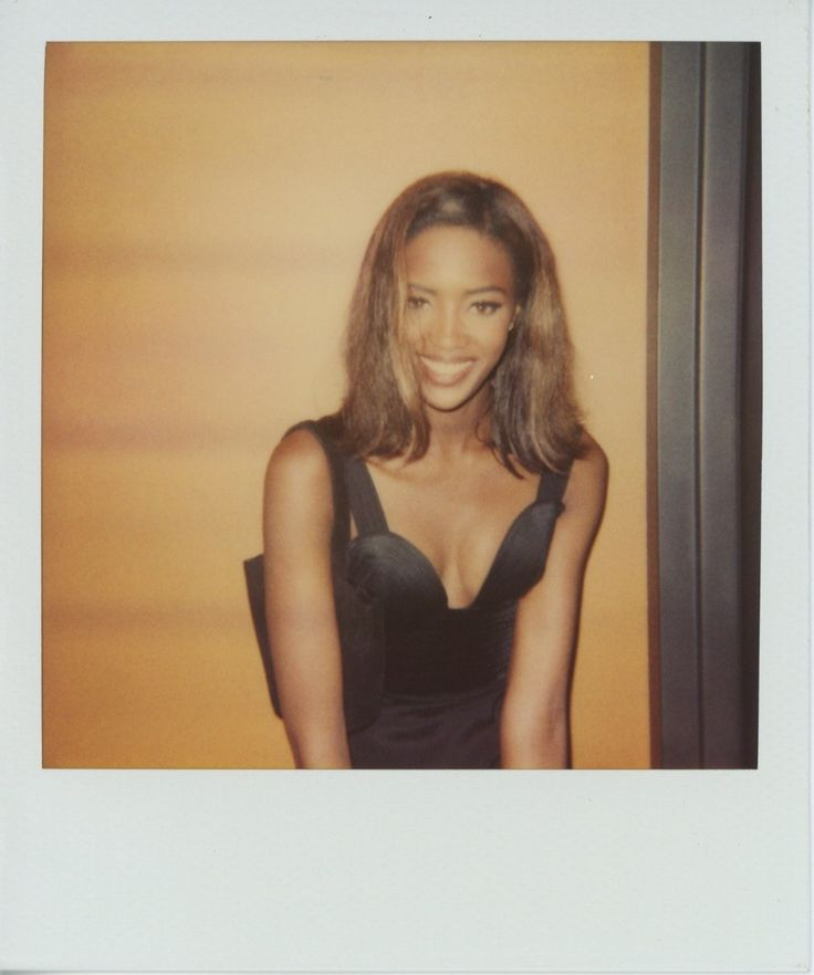 Pictures of Young Naomi Campbell, Chris Rock, and More From Their Club Kid Days Photos | W Magazine