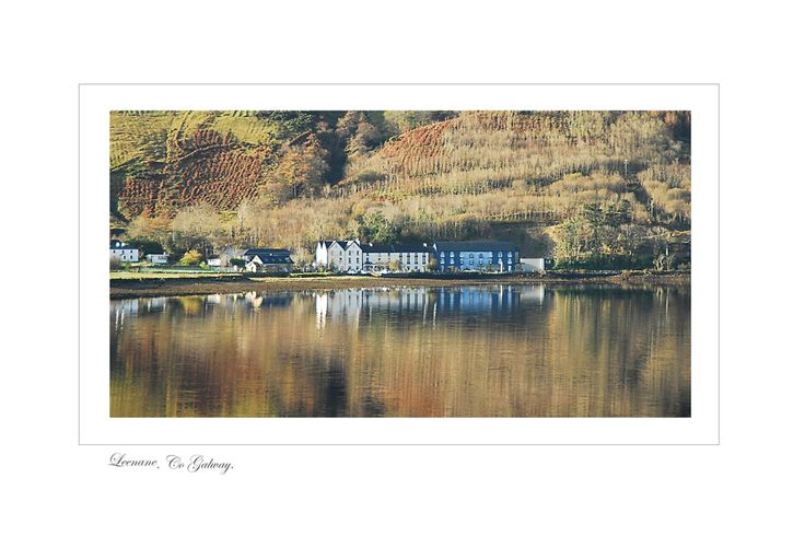 Leenane. Co. Galway by Jessica Priddy on ArtClick.ie