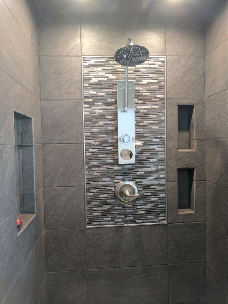 Galvano Charcoal Tile Great For Dark Bathroom Style Just