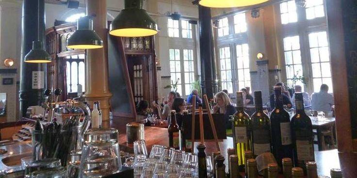 biologisch en vegetarisch restaurant 'De Hagedis'