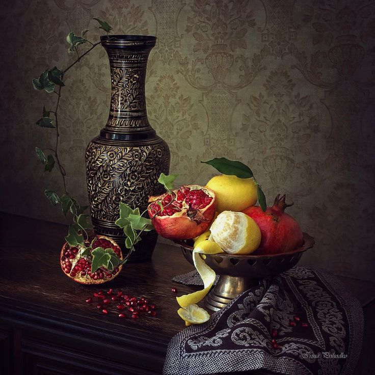 Still Life oriental by Daykiney