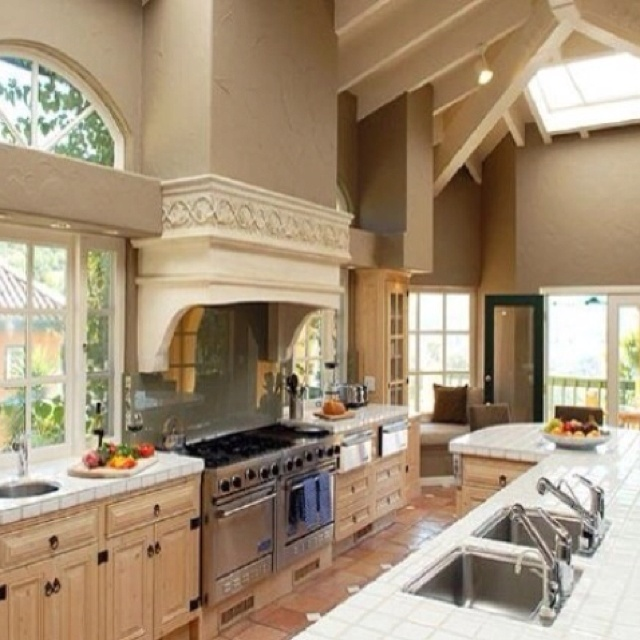 1000 images about million dollar kitchens on pinterest for Million dollar kitchen designs