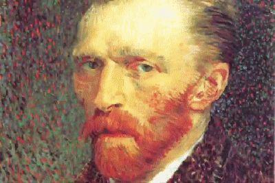 "Vincent van Gogh didn't start painting until he was 27 or 28, but his oeuvre included nearly 900 works, an average of about 2 per week, before he died at 37. ""Theo, I am so very happy with my paintbox, and I think my getting it now, after having drawn almost exclusively for at least a year, better than if I had started with it immediately ... For, Theo, with painting my real career begins. Don't you think I am right to consider it so?"""