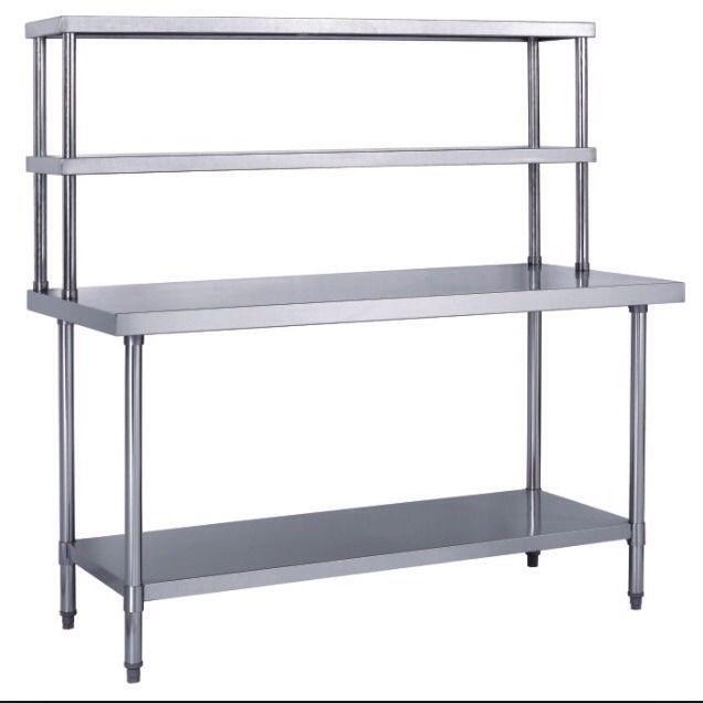 Best 25+ Stainless steel prep table ideas on Pinterest | Stainless ...