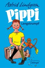 Pippi Langstrumpf von Astrid Lindgren