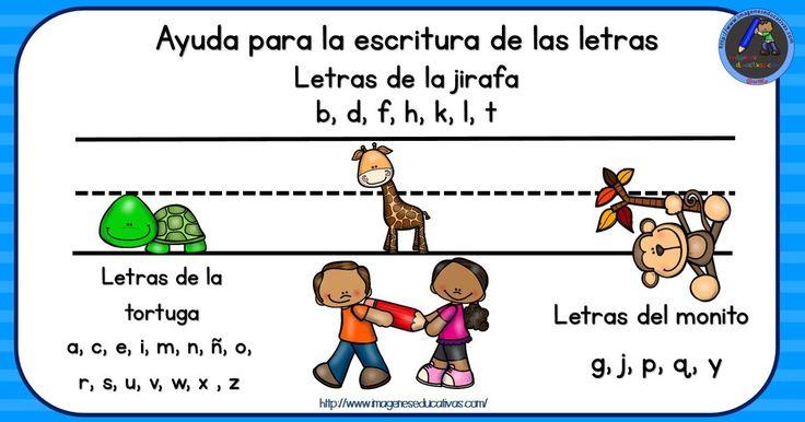 Ayuda para la escritura de las letras Si su hijo tiene dificultades para formar letras, poner las ideas en palabras escritas o deletrear correctamente, él no está solo. No es raro que los niños...