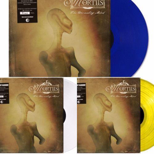 The Unraveling Mind 3 colors LP bundle