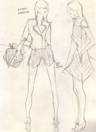 156 best images about Fashion Design Sketches on Pinterest