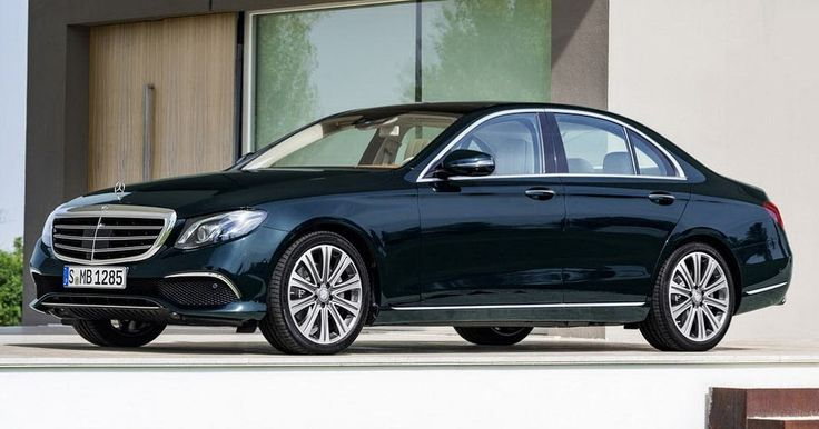 Demand For New E-Class And SUVs Boosts Mercedes' Lead Over Rivals #Mercedes #Mercedes_E_Class