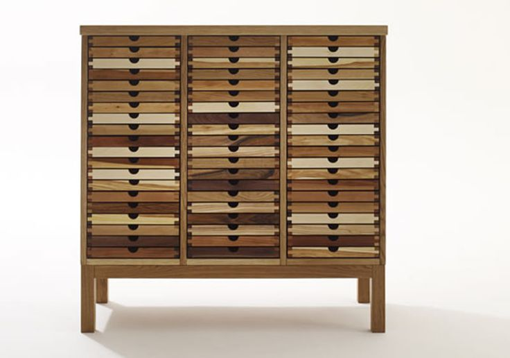 Chest of Drawers Storage Contemporary Furniture Design Sixtematic Sixay