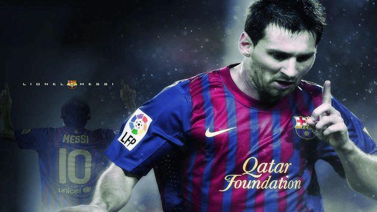 lionel messi football hd wallpaper