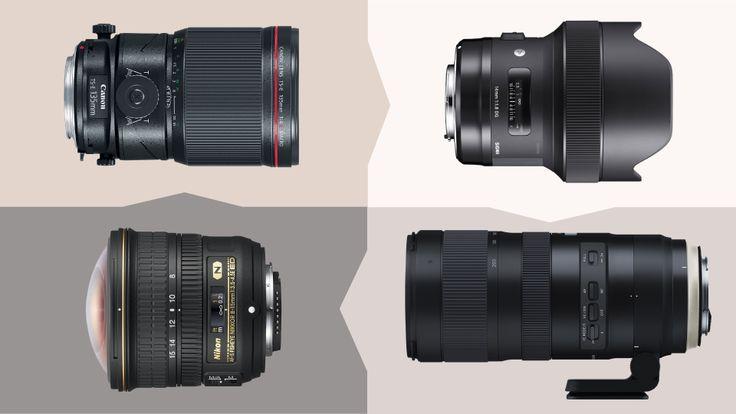 Best SLR Lenses of 2017!!!