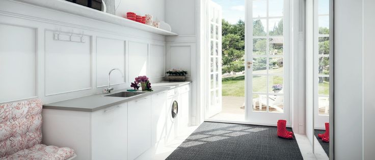 Laundry Room. Product - HTH